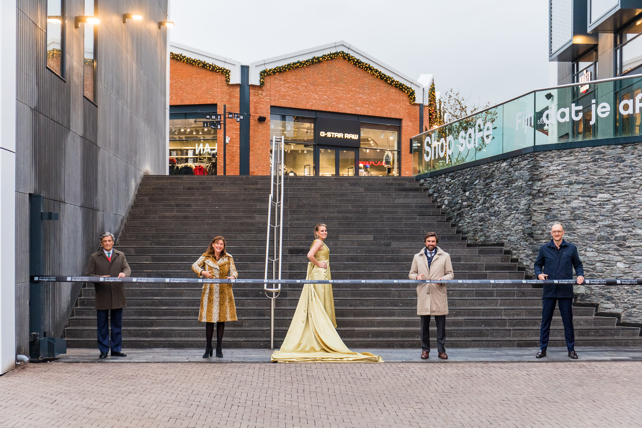 OPENING AMSTERDAM THE STYLE OUTLETS